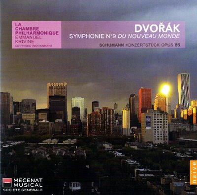 Dvorák en los instrumentos auténticoa de La Chambre Philharmonique