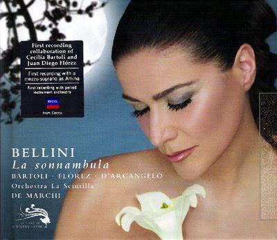 La sonnambula de Bellini en L'Oiseau-Lyre