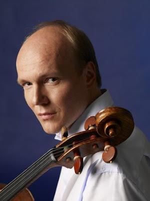El violonchelista noruego Truls Mørk
