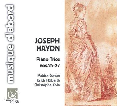 Tríos de Haydn por Höbart, Coin y Cohen