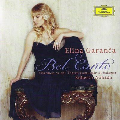 Bel Canto, segundo disco en solitario de Elīna Garanča para DG