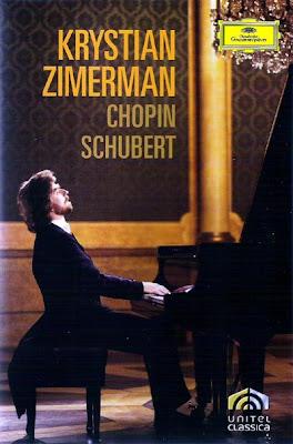 Krystian Zimerman toca música de Chopin y Schubert en 1987