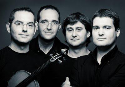 Cuarteto Arcadia (© Luis Castilla)