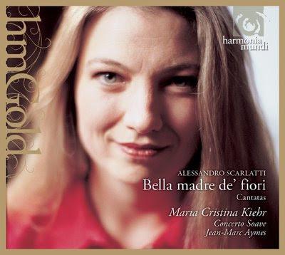 Cantatas de Scarlatti por Kiehr y Aymes