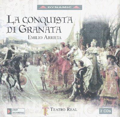 La conquista di Granata de Arrieta por López Cobos en el Teatro Real de Madrid