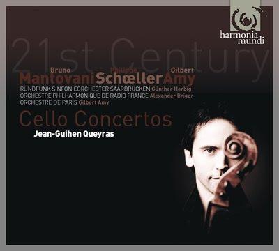Conciertos para violonchelo del siglo XXI por Jean-Guihen Queyras
