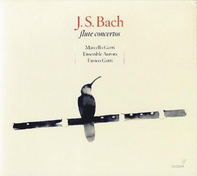 Los hermanos Gatti y Bach en Glossa
