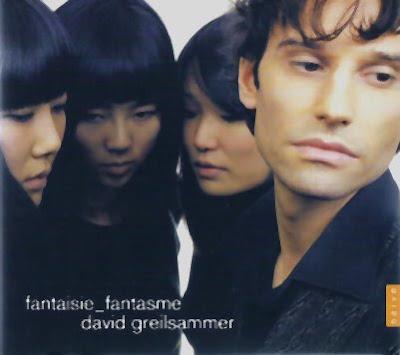 David Greilsammer graba sus fantasías en Naïve