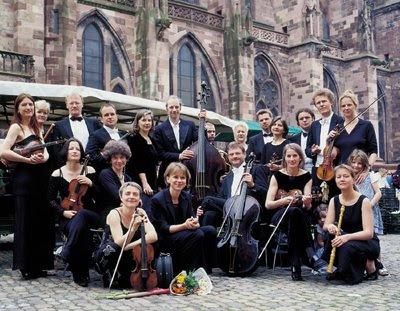 Orquesta Barroca de Friburgo (© Peter Witt)