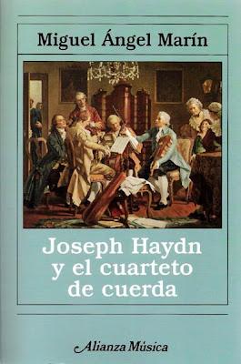 Joseph Haydn y el cuarteto de cuerda de Miguel Ángel Marín