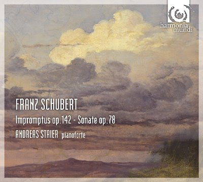 Schubert por Andreas Staier