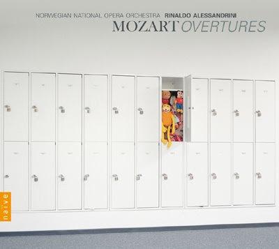 Mozart de Alessandrini al frente de la Orquesta de la Ópera Nacional de Noruega en Naïve