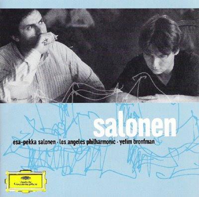 El Concierto para piano de Salonen de 2007 en DG