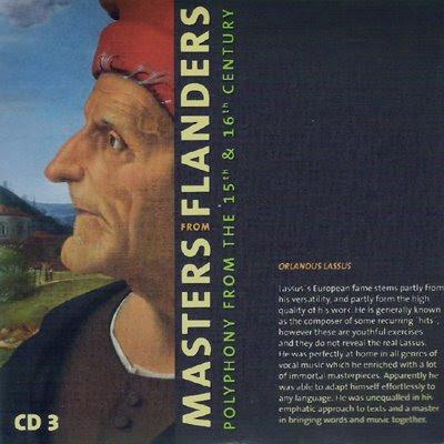 Orlando de Lasso en Masters from Flanders