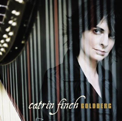 Las Goldberg de Bach transcritas para arpa e interpretadas por Catrin Finch