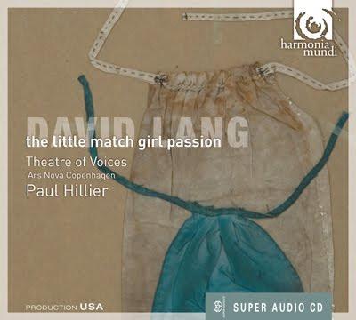 Música de David Lang por Paul Hillier