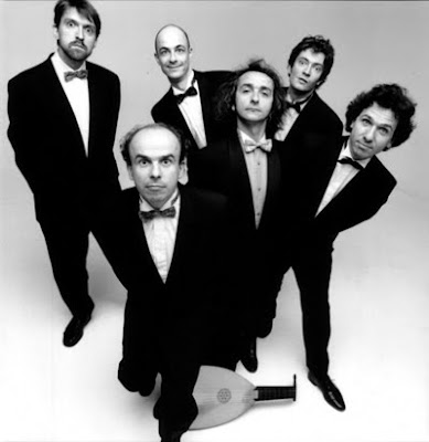 Ensemble Clément Janequin (© Eric Larrayadieu)