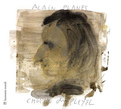 Chez Pleyel, Alain Planès toca Chopin en un Pleyel de 1837
