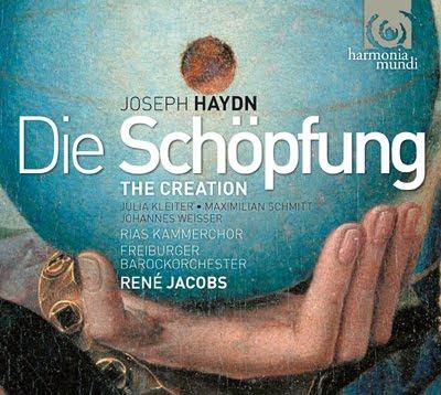 La Creación de Haydn por René Jacobs