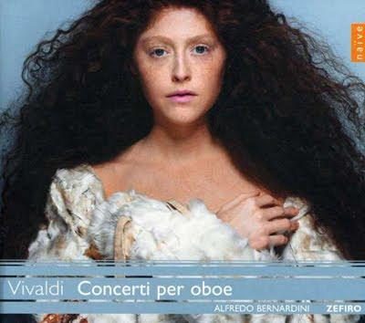 Conciertos de oboe en la Edición Vivaldi de Naïve por ALfredo Bernardini