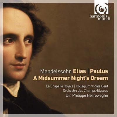 Elias, Paulus y El sueño de una noche de verano de Mendelssohn por Philipe Herreweghe