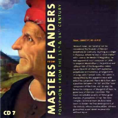 Obrecht, Isaac y de la Rue en Masters from Flanders