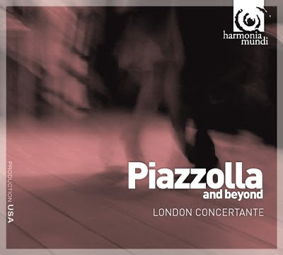 Piazzolla por London Concertante