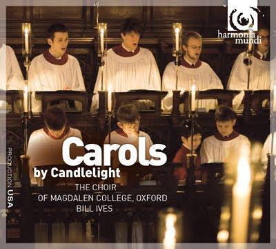 Carols por el Coro del Magdalen College dirigido por Bill Ives