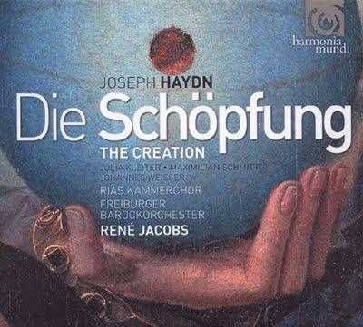 La Creación de Haydn por René Jacobs en HM