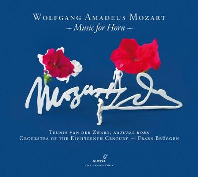 teunis van der Zwart, trompista de Mozart en Glossa