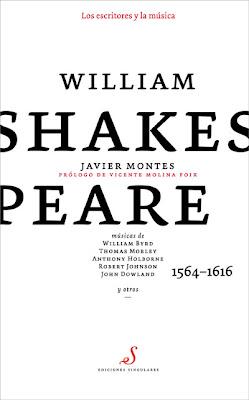 Shakespeare y la música, un ensayo de Javier Montes