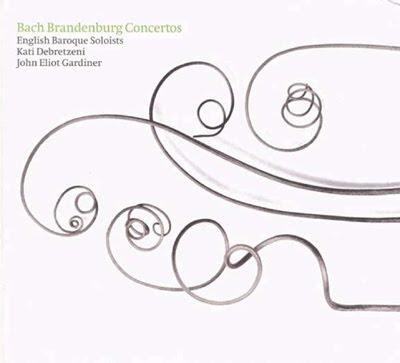 Gardiner graba los Conciertos de Brandemburgo de Bach