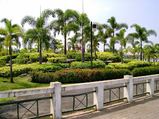 Nong Bua Public Park, Ubon Ratchathani, Thailand