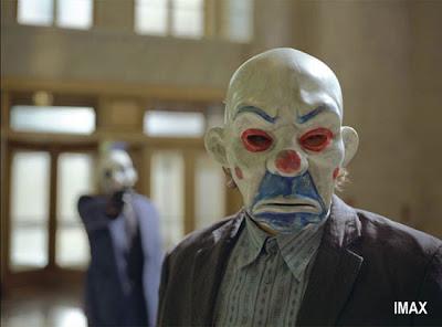 Dark Knight Clown Masks