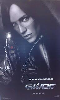 Baroness - GI JOE Rise of Cobra