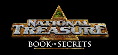 Page 47 of the Books of Secret - National Treasure 2