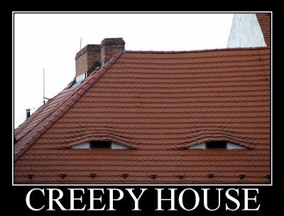 Edifícios estranhos