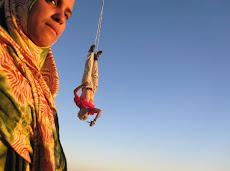 Encuentros de arte en el Sahara para reivindicar a los desaparecidos saharauis