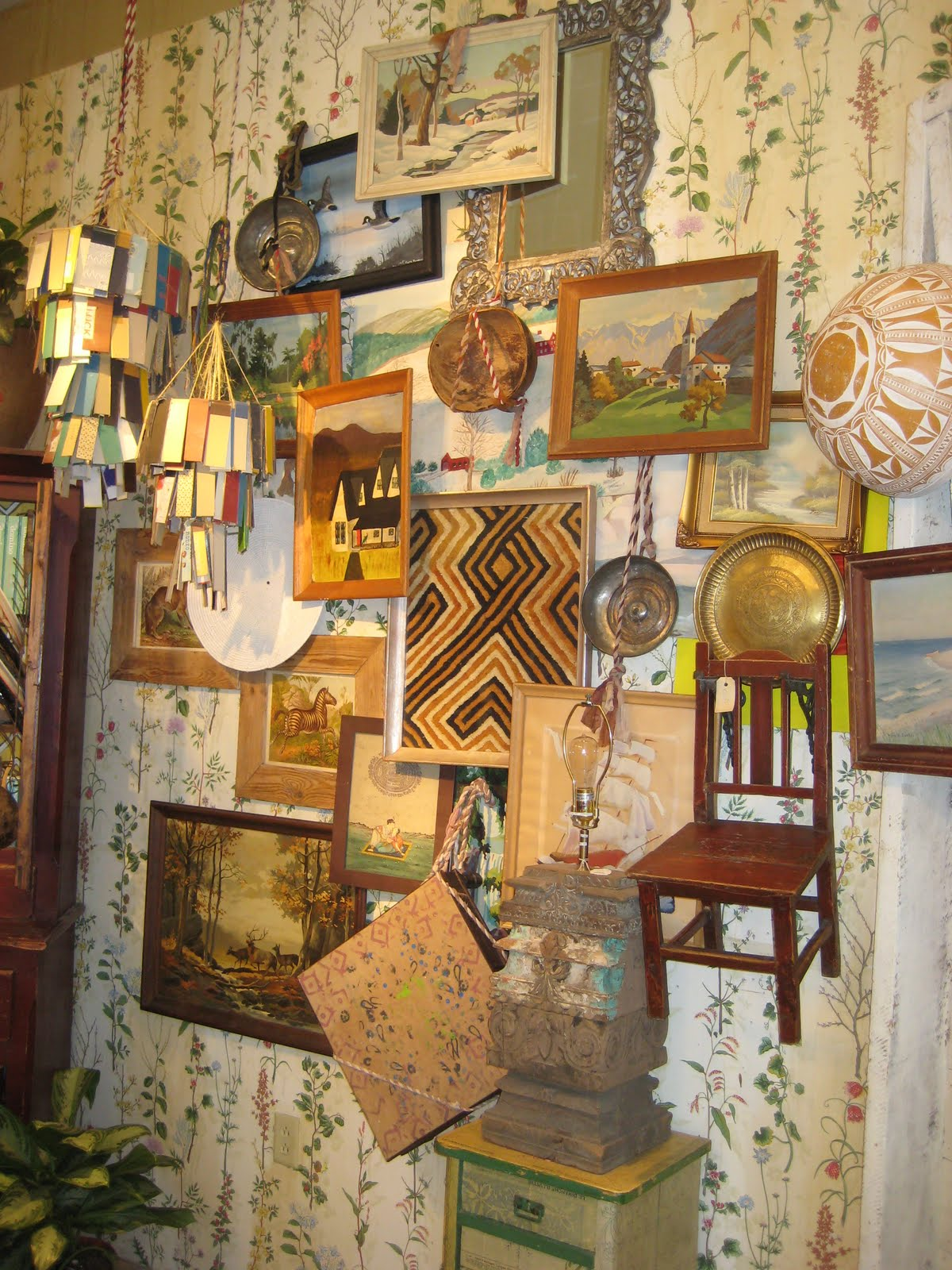 C. Dianne Zweig - Kitsch \'n Stuff: Funky Three Dimensional Wall ...