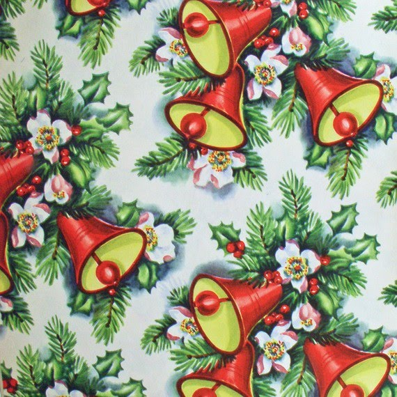 ... Stuff: Wher... Vintage Christmas Wrapping Paper