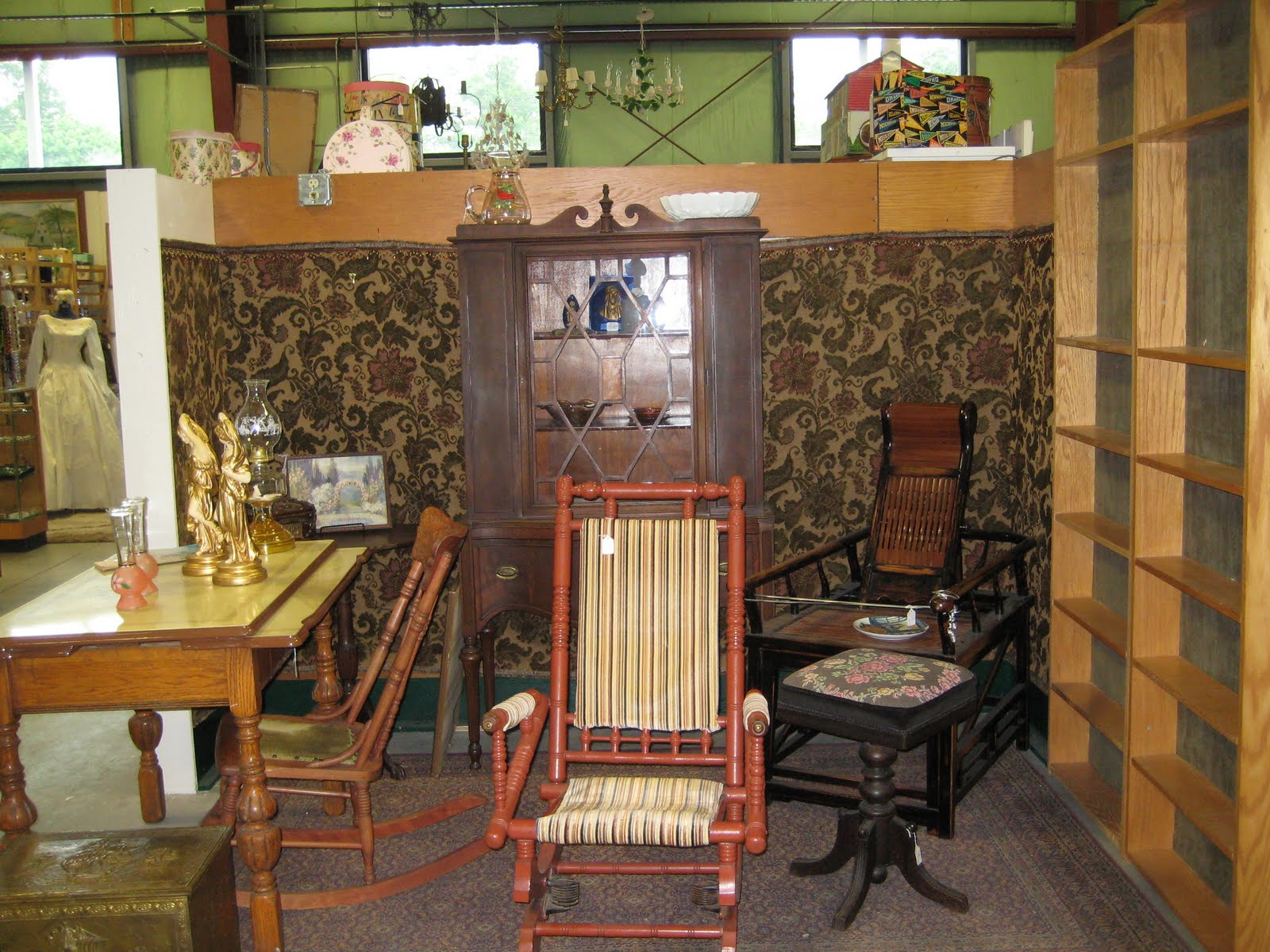 Antique Booth Display Ideas: The Importance Of Planning
