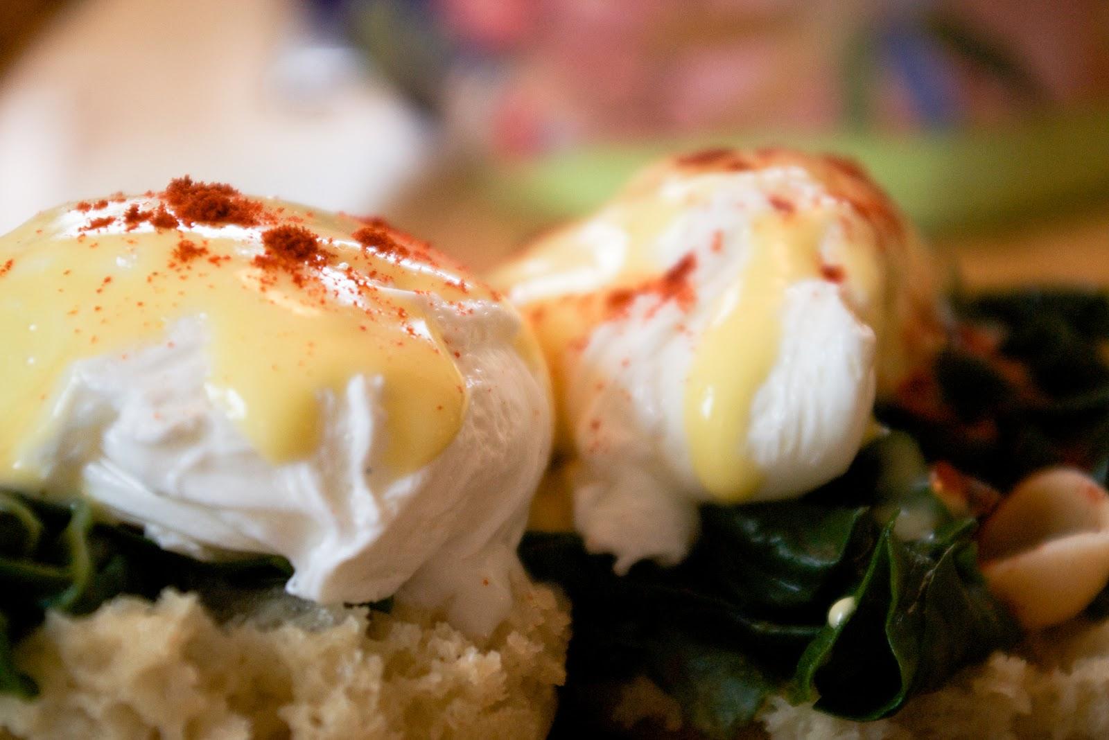 Eggs Benedict, Gluten-Free!