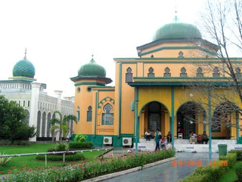 Masjid Raya Syahabuddin Siak