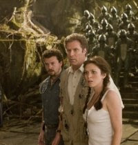 Will Ferrell in Land of the Lost