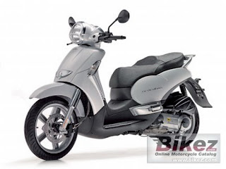 MOTORCYCLE MODIFICATION | Aprilia Scarabeo 250 2010 Pictures Specification