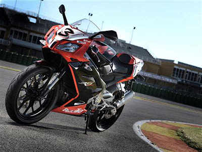 NEW APRILIA RS 125 (2010) MOTORCYCLE
