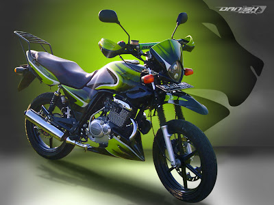 MODIF SUZUKI THUNDER 125 - SPECIFICATION