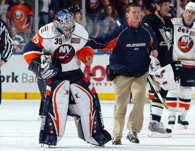 rick dipietro injured