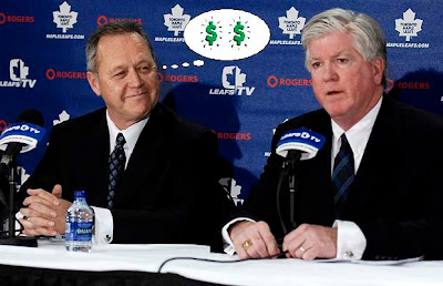 brian burke mlse greedy
