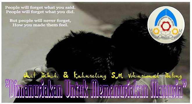 Unit Bimb. & Kaunseling SM Vokasional Betong